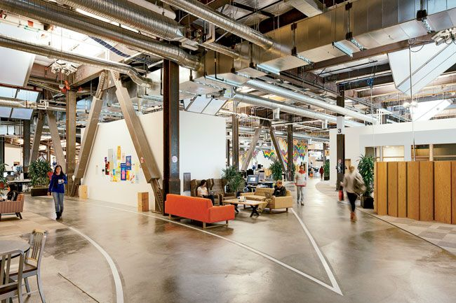 edificio 20 de facebook menlo park ca gehry partners jeremy bittermann office