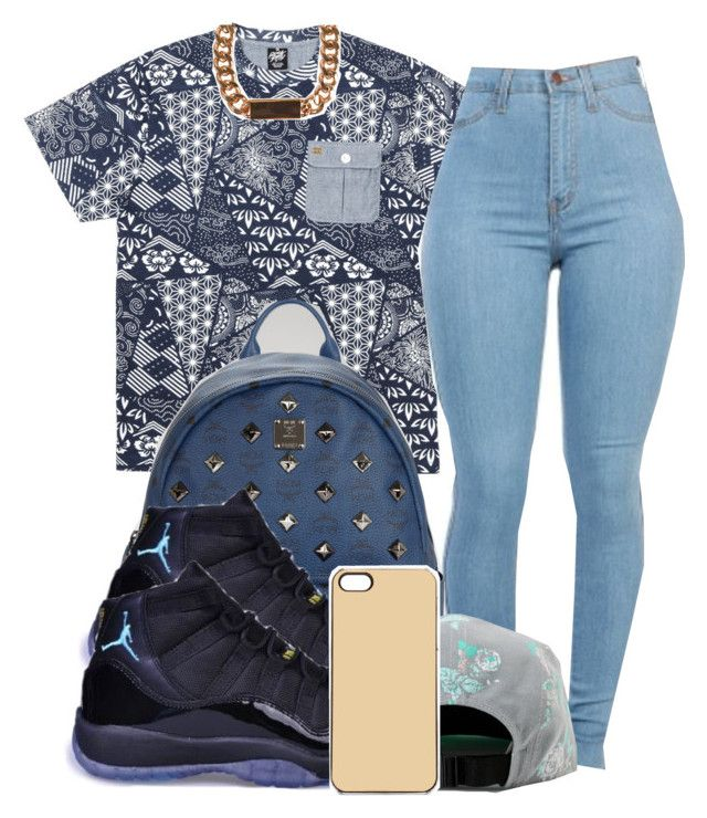 """""""6:16:14"""" by codeineweeknds ❤ liked on Polyvore featuring Fuji, MCM, NIKE, Zero Gravity and JFR"""