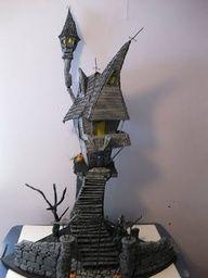 Haunted dollhouse - Google Search #haunteddollhouse