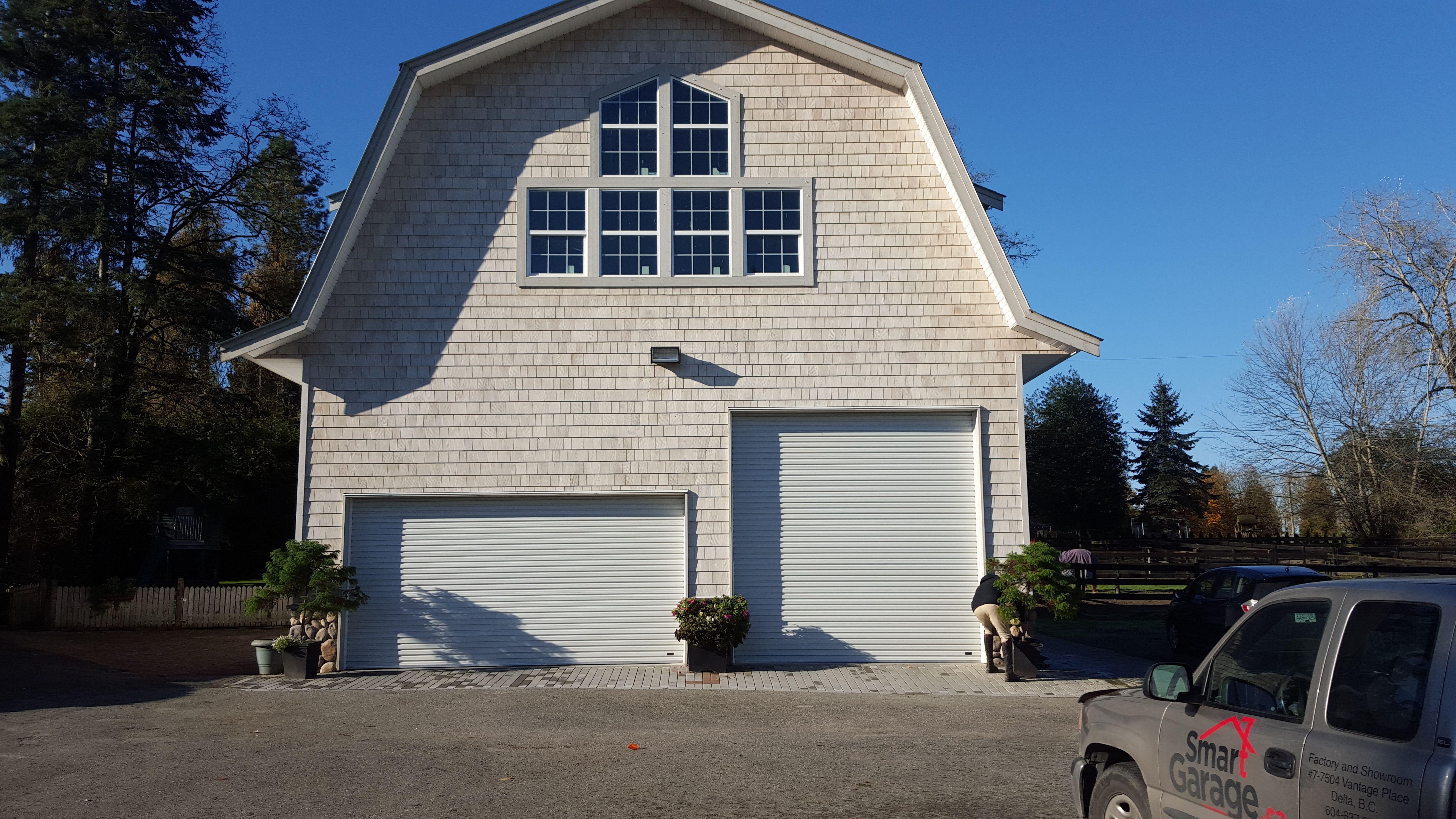 double garage doors #doublegaragedoor #smartgarage #rollupdoor #langley & double garage doors #doublegaragedoor #smartgarage #rollupdoor ... pezcame.com