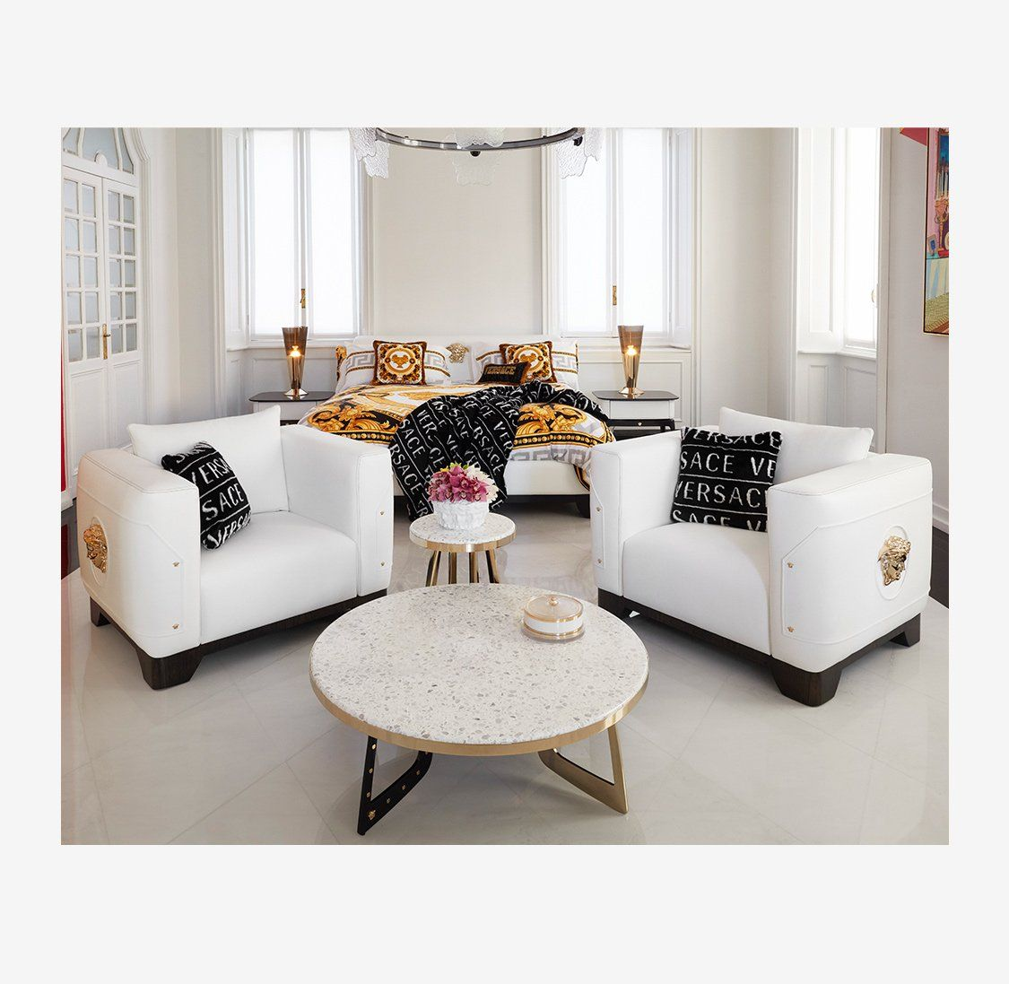 Versace Furniture Versace Furniture Living Room Sets Furniture