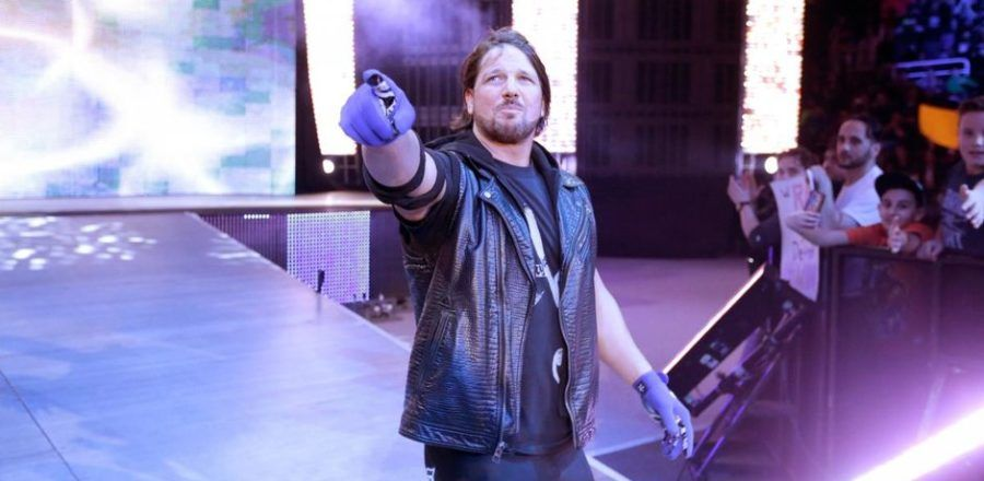 Vince McMahon Reportedly Wishes He'd Signed AJ Styles Ten Years Ago