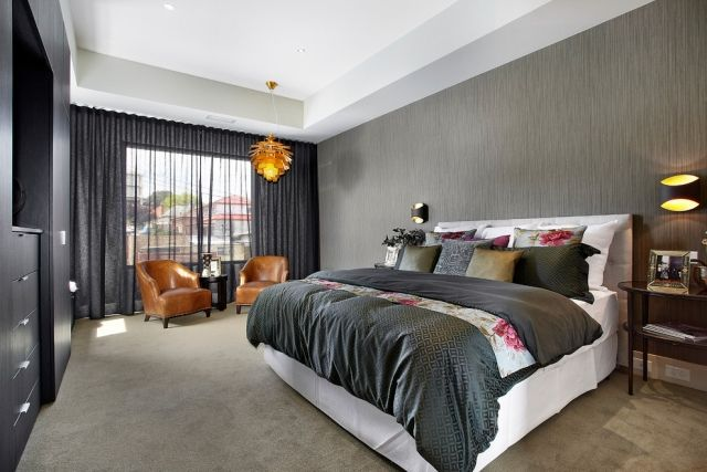 GroB Schöne Schlafzimmergardinen Erhöhen Den Wohlfühlfaktor #erhohen # Schlafzimmergardinen #schone #wohlfuhlfaktor