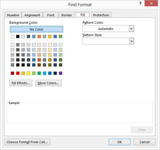 Replacing Background Colors In Cells Microsoft Excel In 2020 Excel Tutorials Colorful Backgrounds Excel