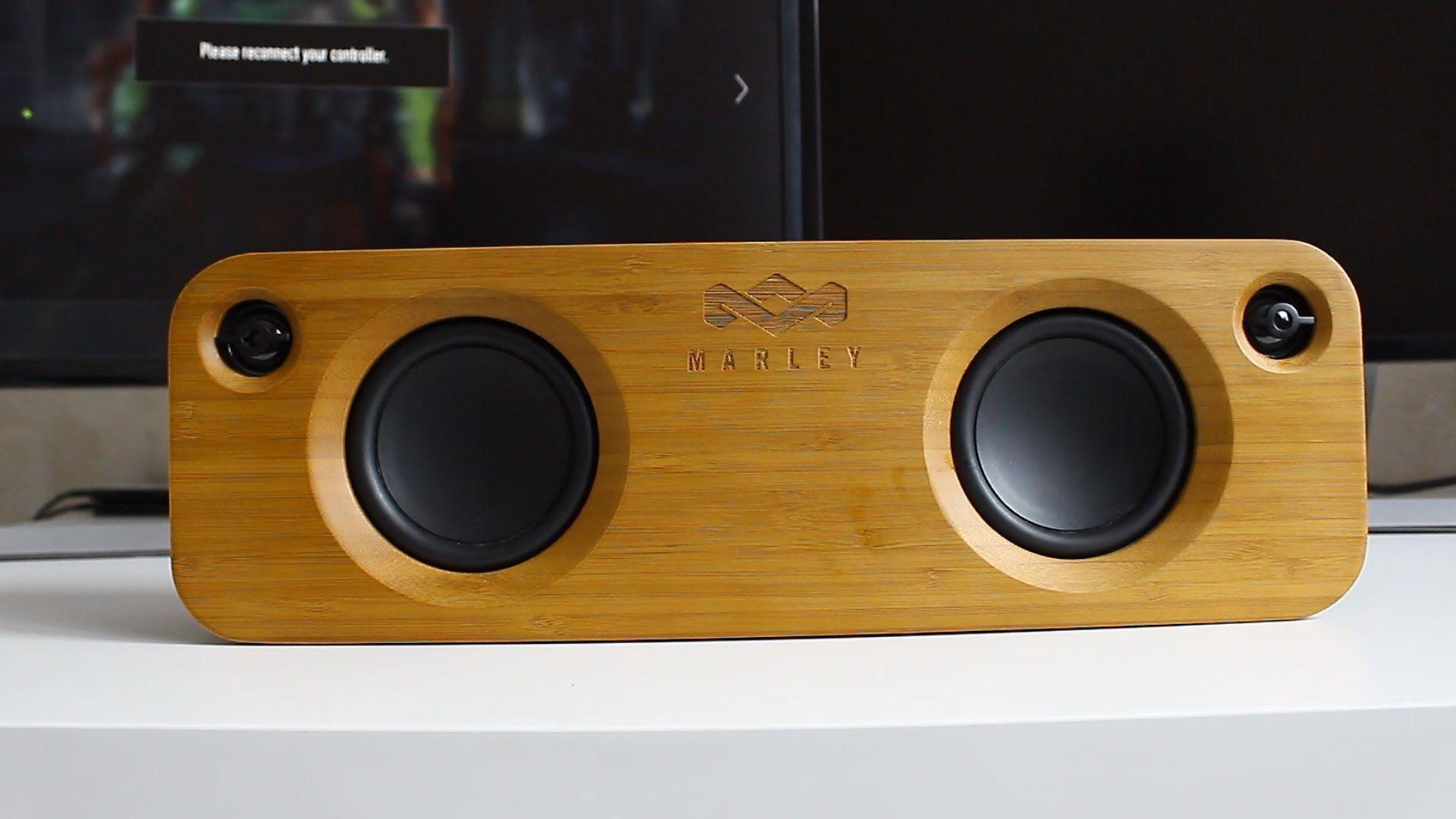 Best Bluetooth Speaker!   Marley Get Together!