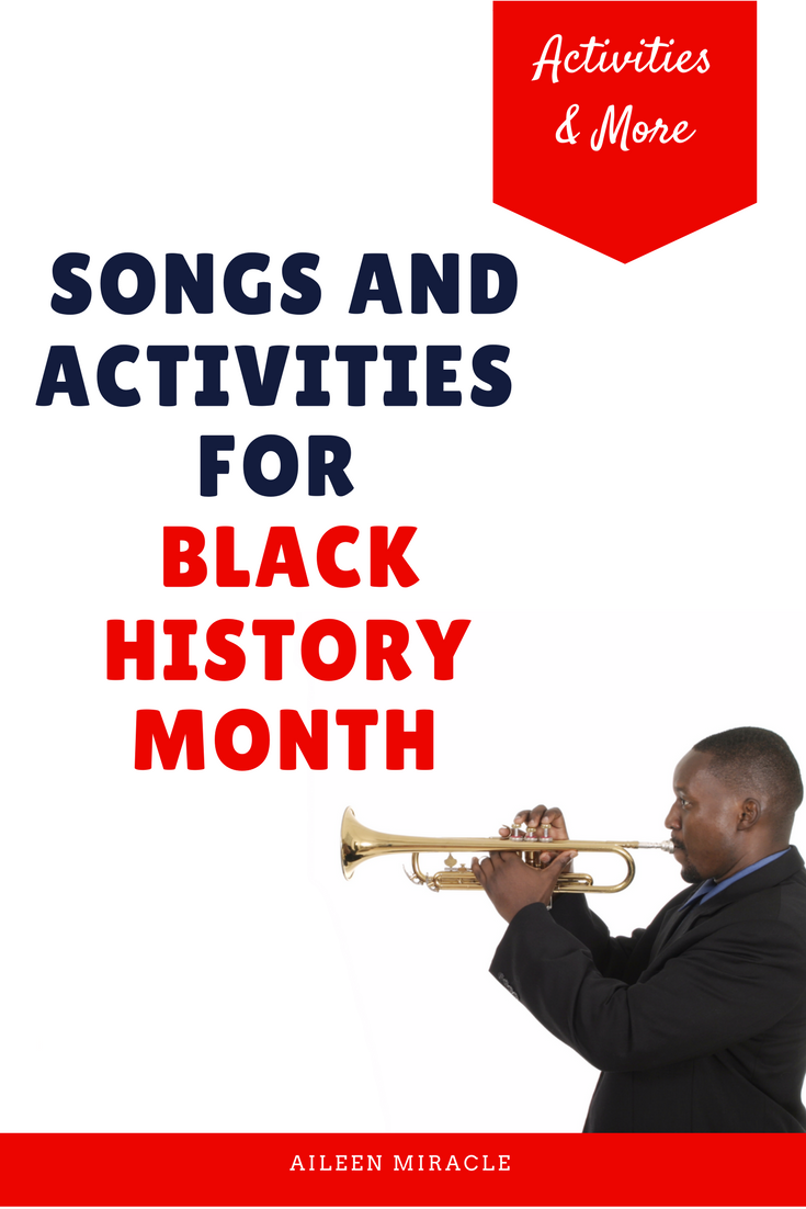Songs and activities for black history month education music songs and activities for black history month includes mini lessons songs bulletin board visuals and more for the music room ibookread ePUb
