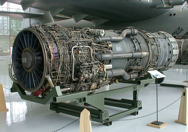 Pratt Whitney J85 | History | Jet engine, Turbine engine