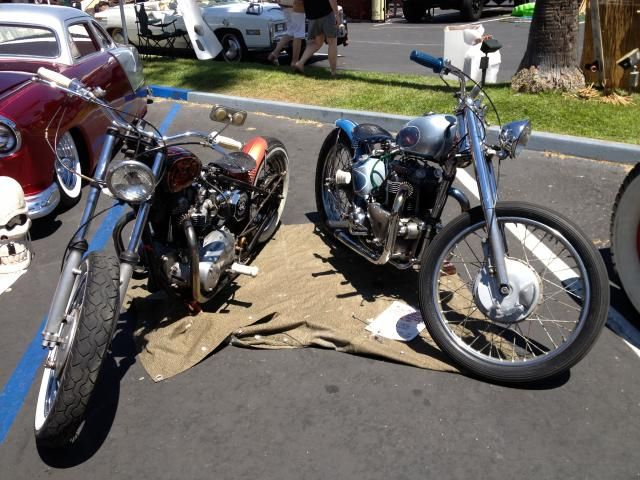 Cool triumphs in the show