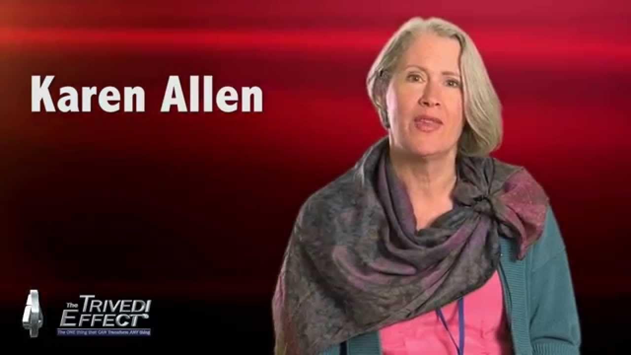 Karen shares impact of inperson energy