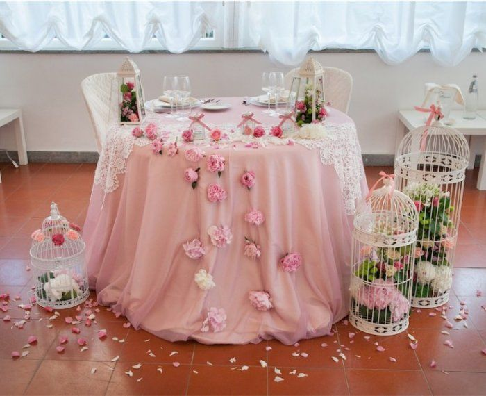 Tavolo Matrimonio Country Chic : Tavolo sposi shabby chic centerpieces and table