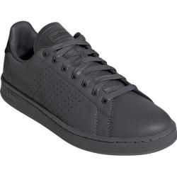 Adidas Herren Advantage Schuh, Größe 43 ? in Grau adidasadidas