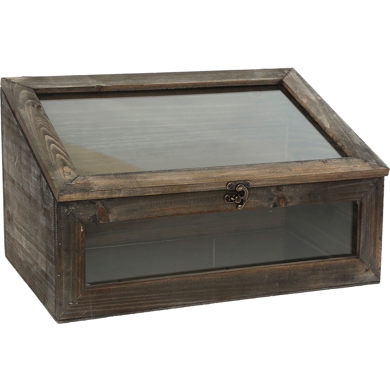 Mahogany brown wooden display case wooden display cases mahogany