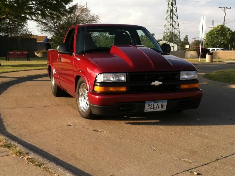Pro Street 2nd  Gen  S10   Chevy S10 & GMC S15 Pickups!   Chevy