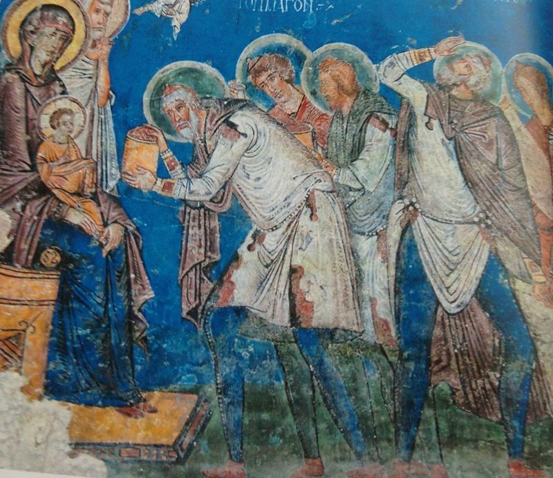 Image result for cappadocia church icon