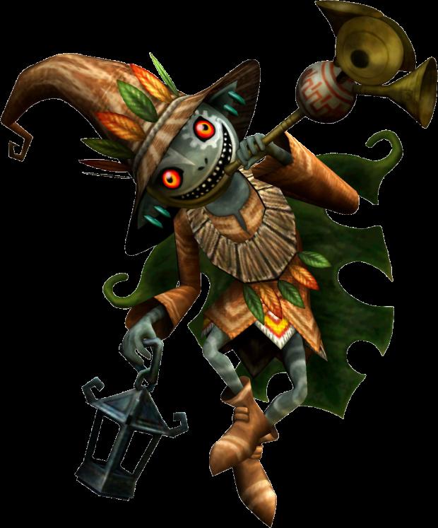 Skull Kid Majoras Mask Skull Kid Twilight Princess Zelda Tattoo