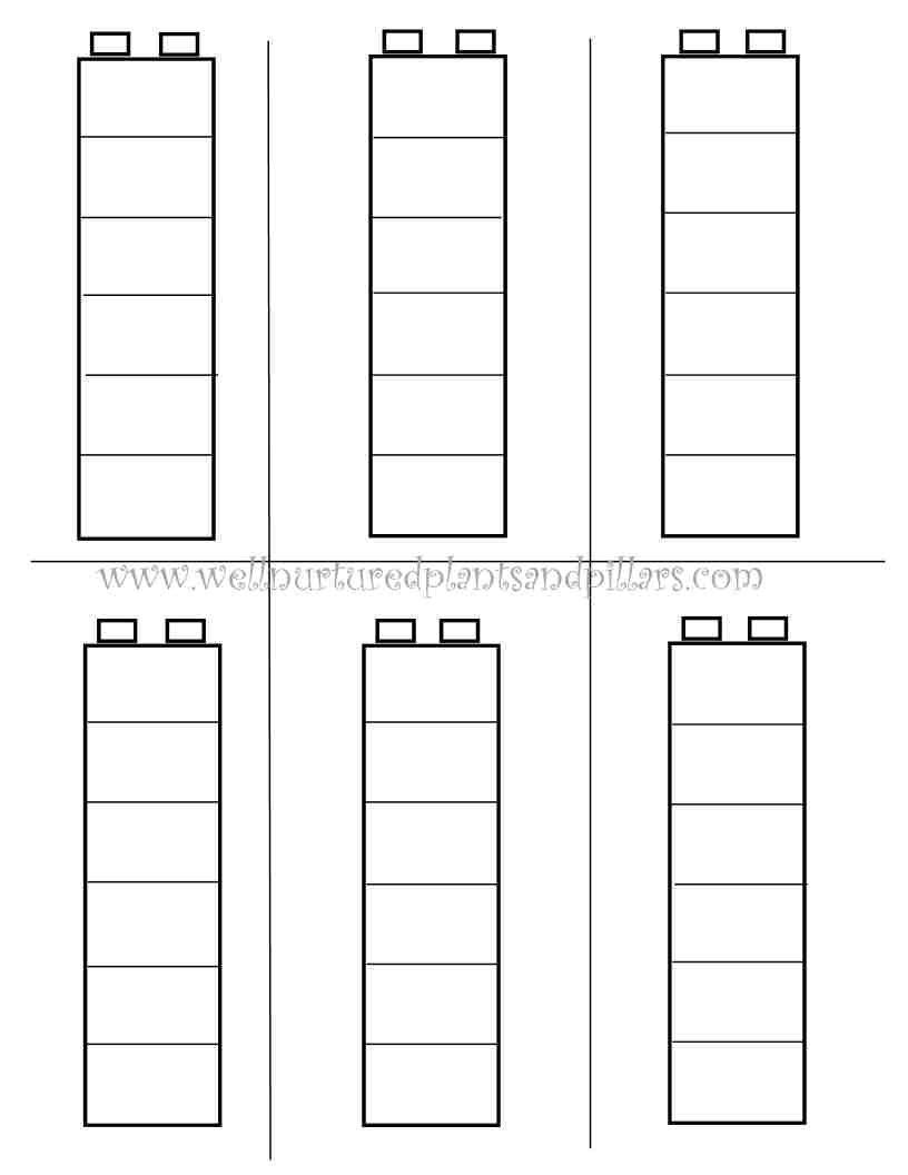 Preschool Busy Bag Ideas with Free Printable | Wahrnehmung ...