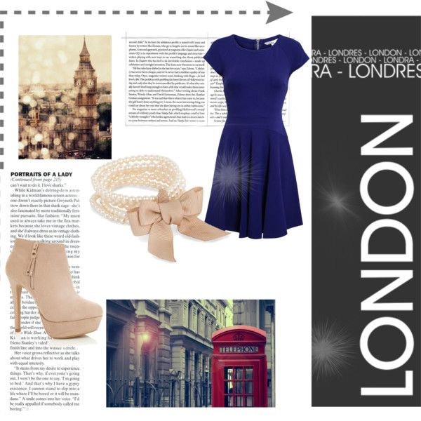 """Londra"" by georgia on Polyvore"