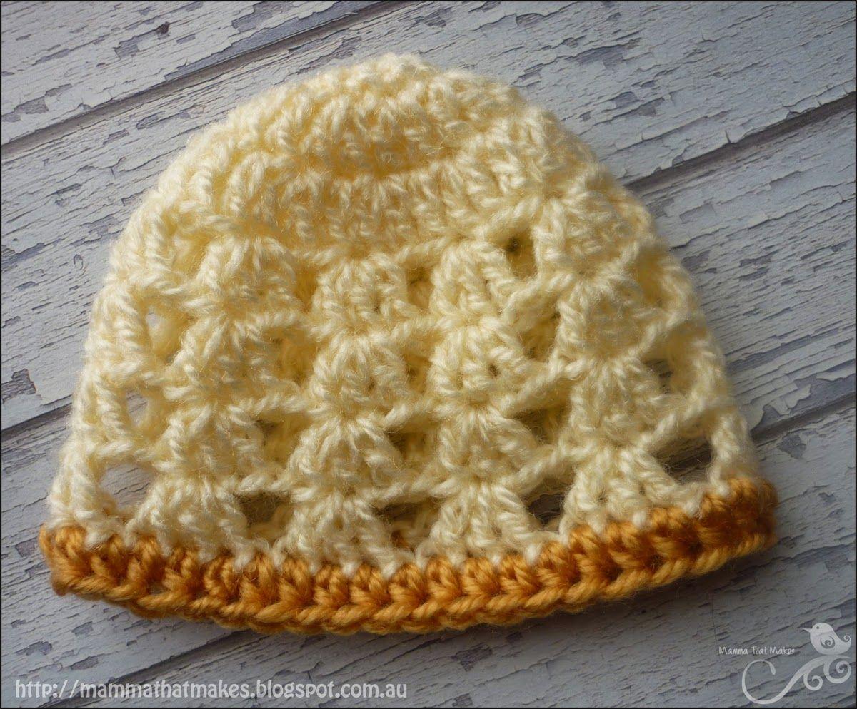 Bryli Hat - Free Crochet Pattern