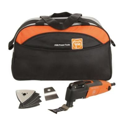 FEIN, Multi master Oscillating Multi-Tool Kit-FMM 250 Start Q at The