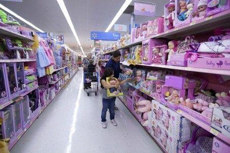 Walmart's top 20 toys list 2012