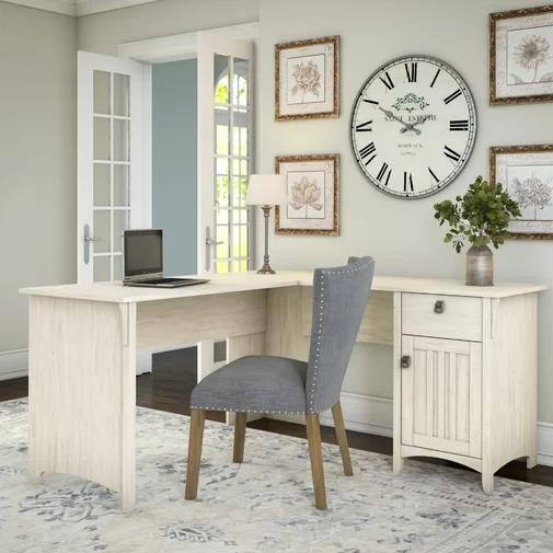 Jocelynn L Shape Desk L Shaped Corner Desk Home Office Furniture Home Office Design