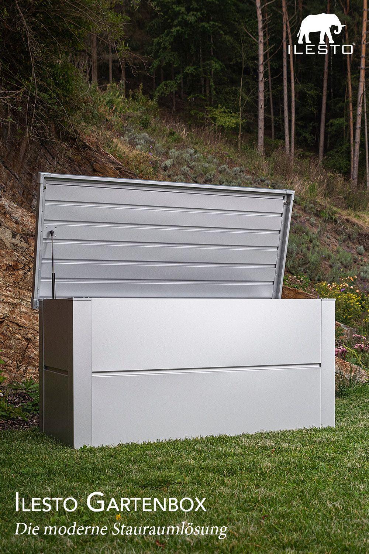 Ilesto Gartenbox Aufbewahrungsbox Wasserdicht Modern In 2020 Gartenbox Kissenbox Garten Auflagenbox