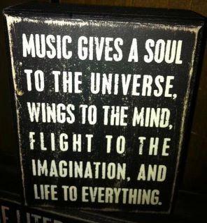 Music.......