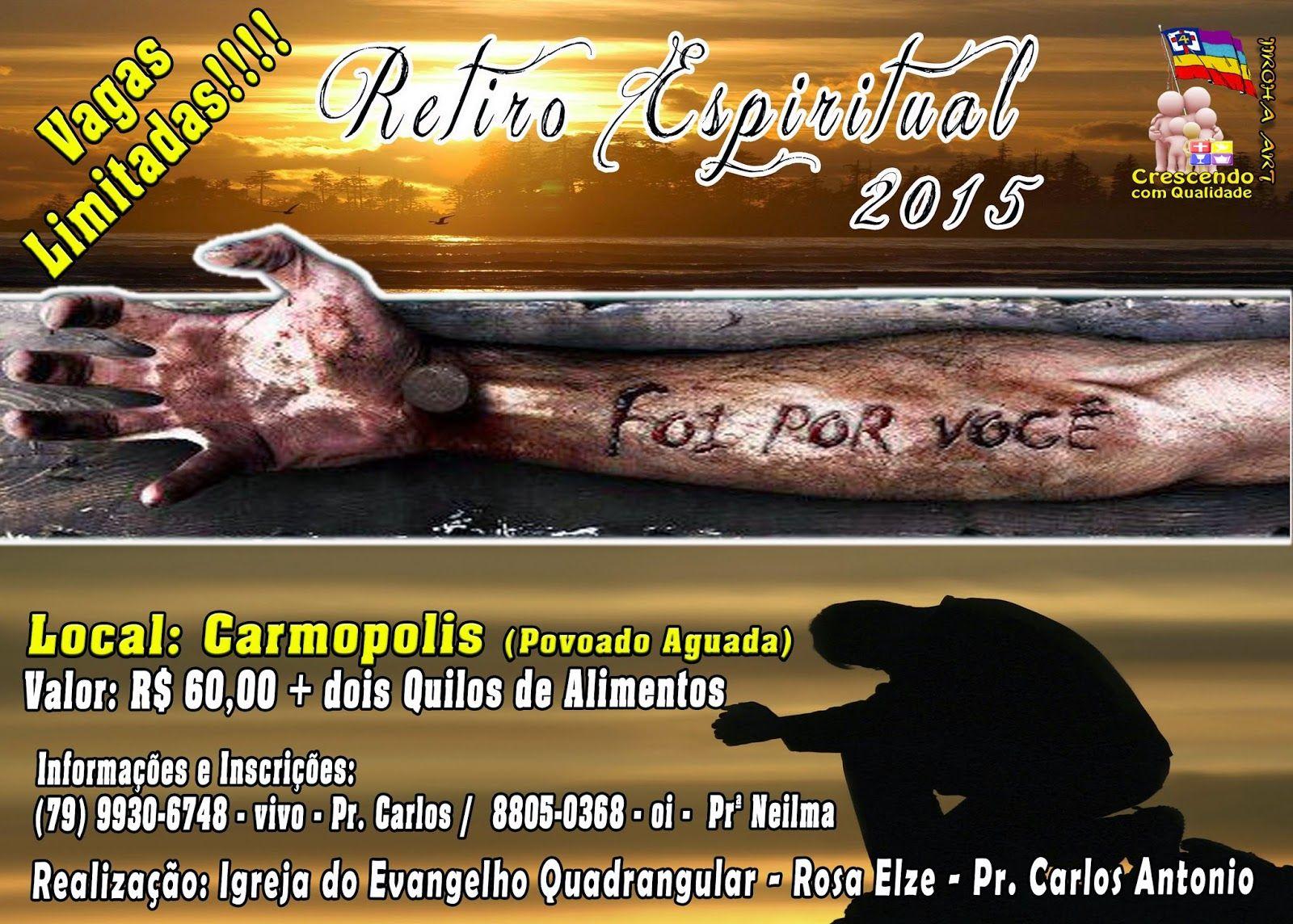 Retiro Espiritual 2015