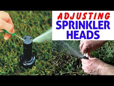 Easyout Irrigation Spray Head Repair Removal Tool Youtube