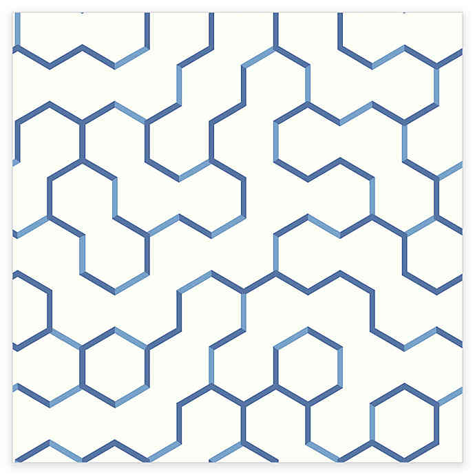Roommates Open Geometric Peel Stick Wallpaper Buybuy Baby Peel And Stick Wallpaper Wallpaper Geometric