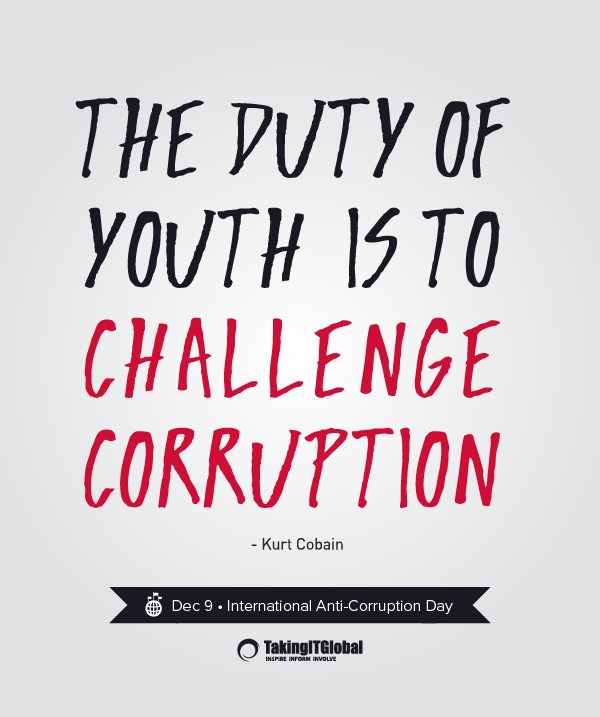 Quotes About Corruption: International Anti-Corruption Day