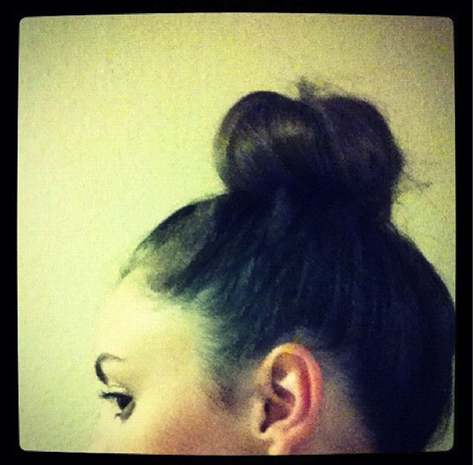 Instagram Insta-Glam: Top Knots We're Loving This Week | Beauty High