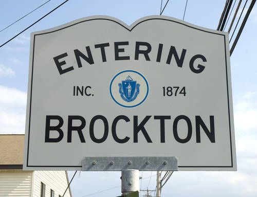Brockton Ma Dont Get Me Wrong Here Back In The 70 S And