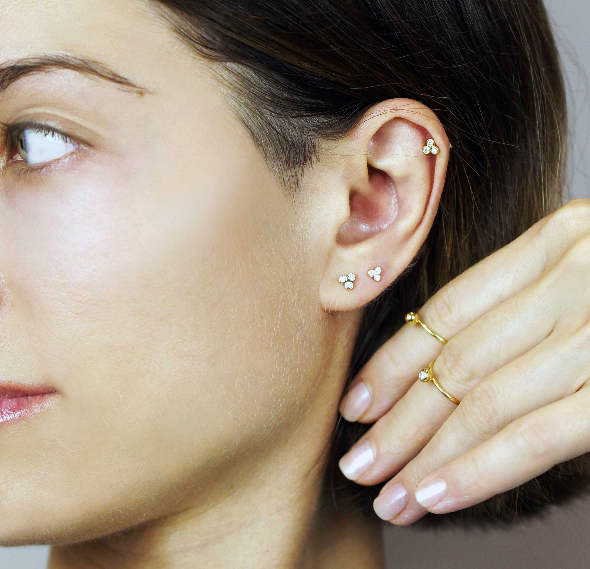 fd940b621 It is all about multiple piercings | Luxury Piercing Earrings London ...