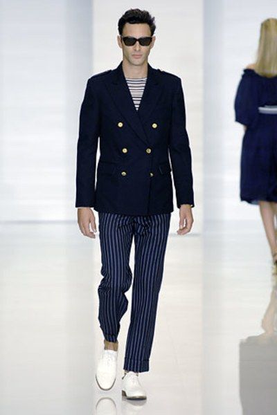 See the complete Tommy Hilfiger Spring 2008 Menswear collection.