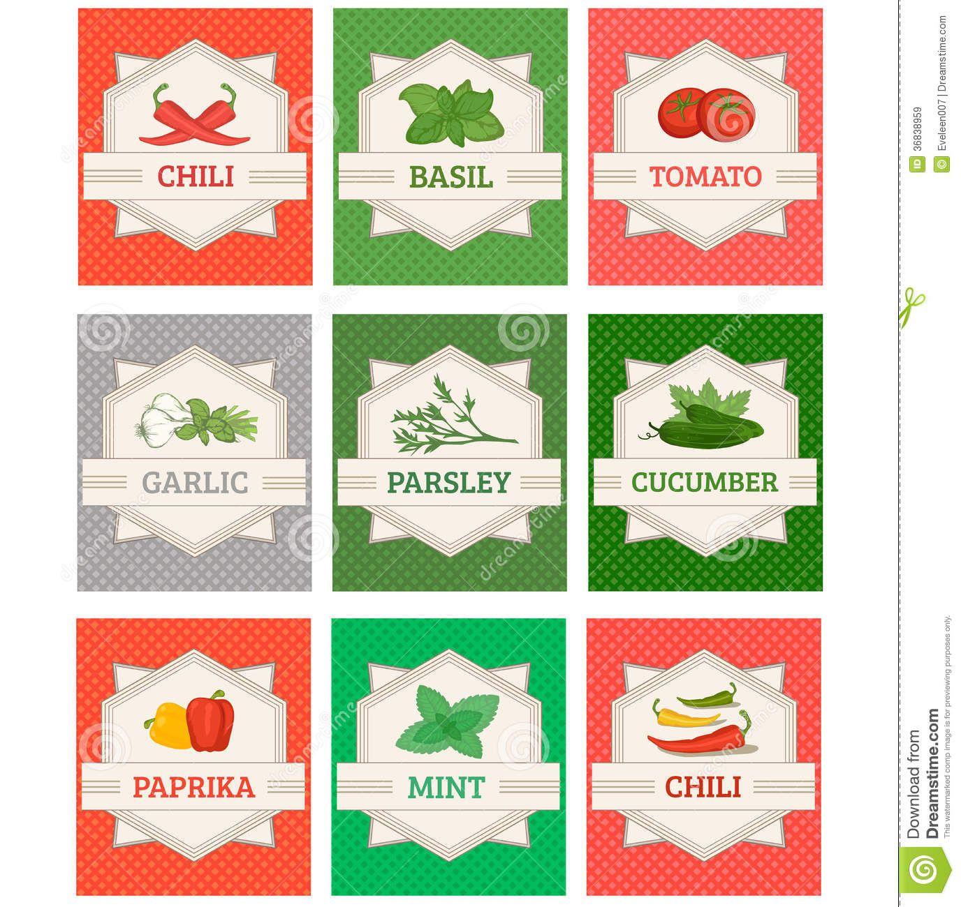 etiquetas para condimentos de cocina - Buscar con Google | Hogar ...