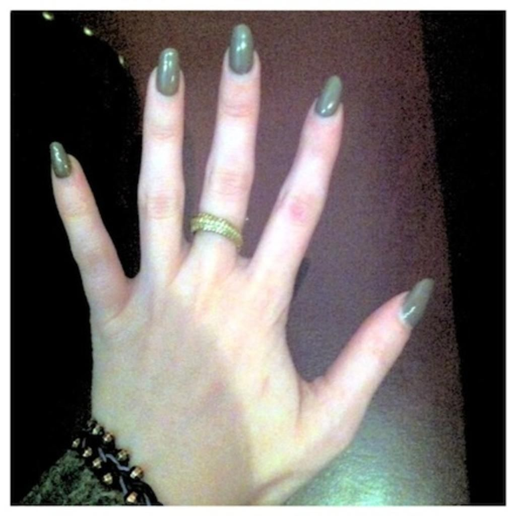 Nine Inch Nails: How To Grow Your Nails Long and Strong