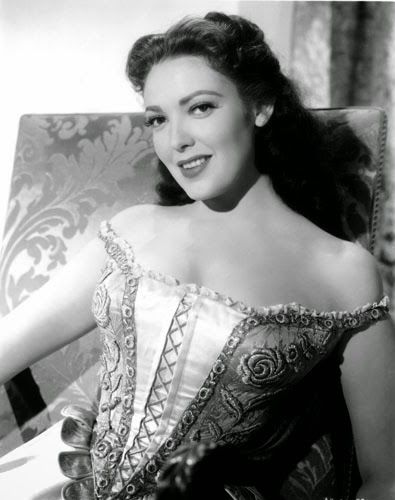 Vintage Glamour Girls: Linda Darnell