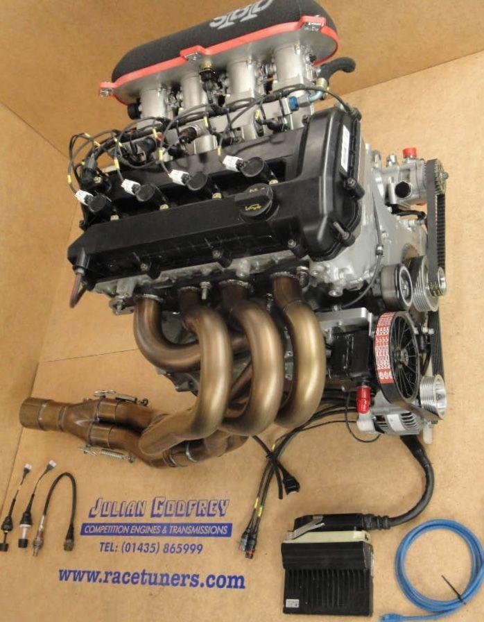 Julian Godfrey duratec 2 0ltr 300bhp 200lbs | Car Projects | Kit