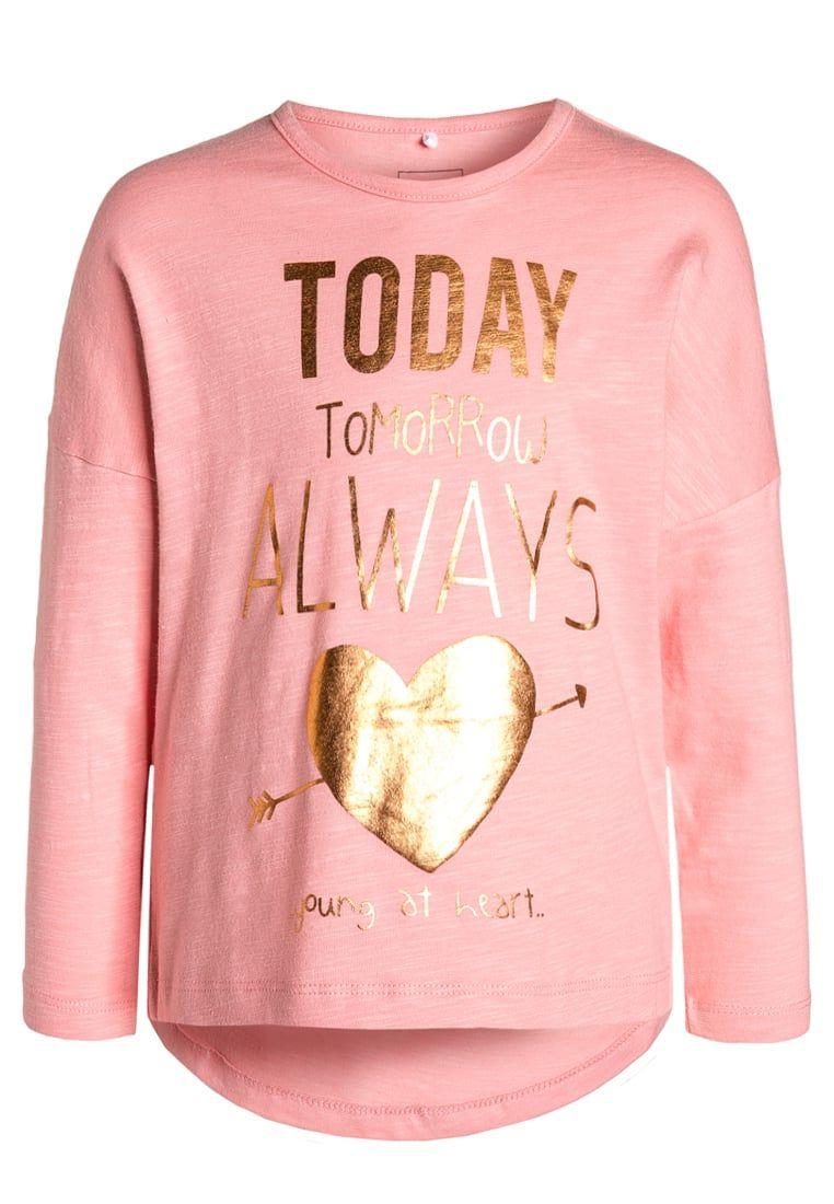 bestil Name it NITJACKIE - Langærmede T-shirts - flamingo pink til kr 129,00 (20-10-16). Køb hos Zalando og få gratis levering.
