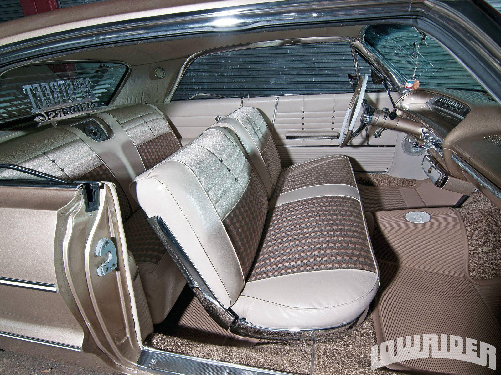 1964 Chevrolet Impala Custom Interior Chevrolet Impala