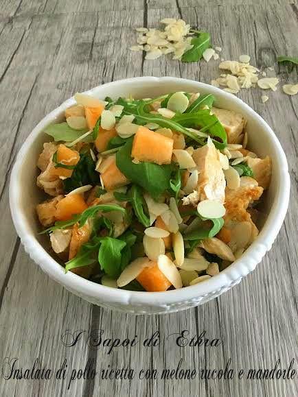 ricette di insalata di pollo per dieta
