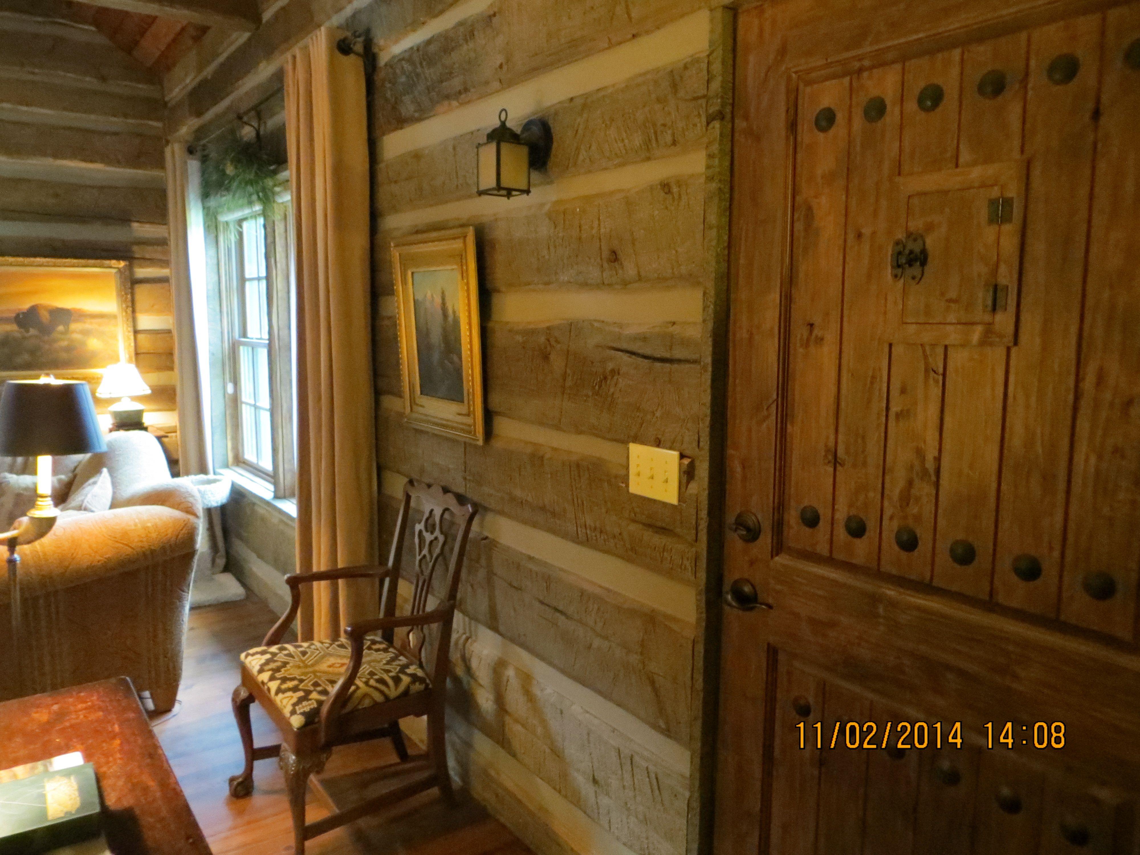 Log Living Room Log Cabin Interior Cabin Interiors Log Cabin
