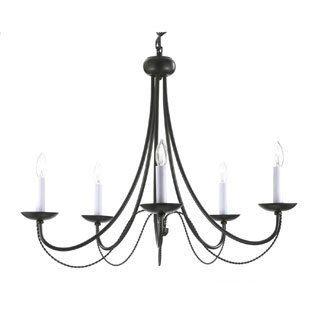 Design craft alma 9 light bronze chandelier alma 9 light chandelier aloadofball Choice Image