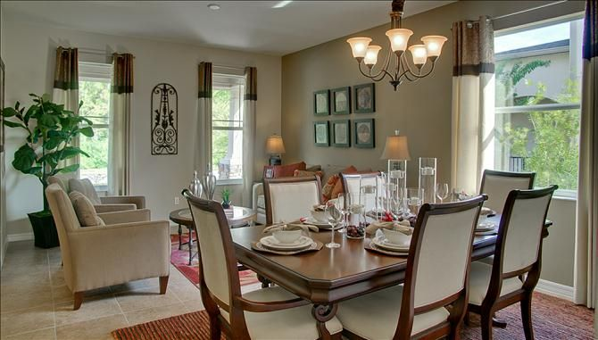 Image result for formal living dining combo living Formal living room and dining room combo