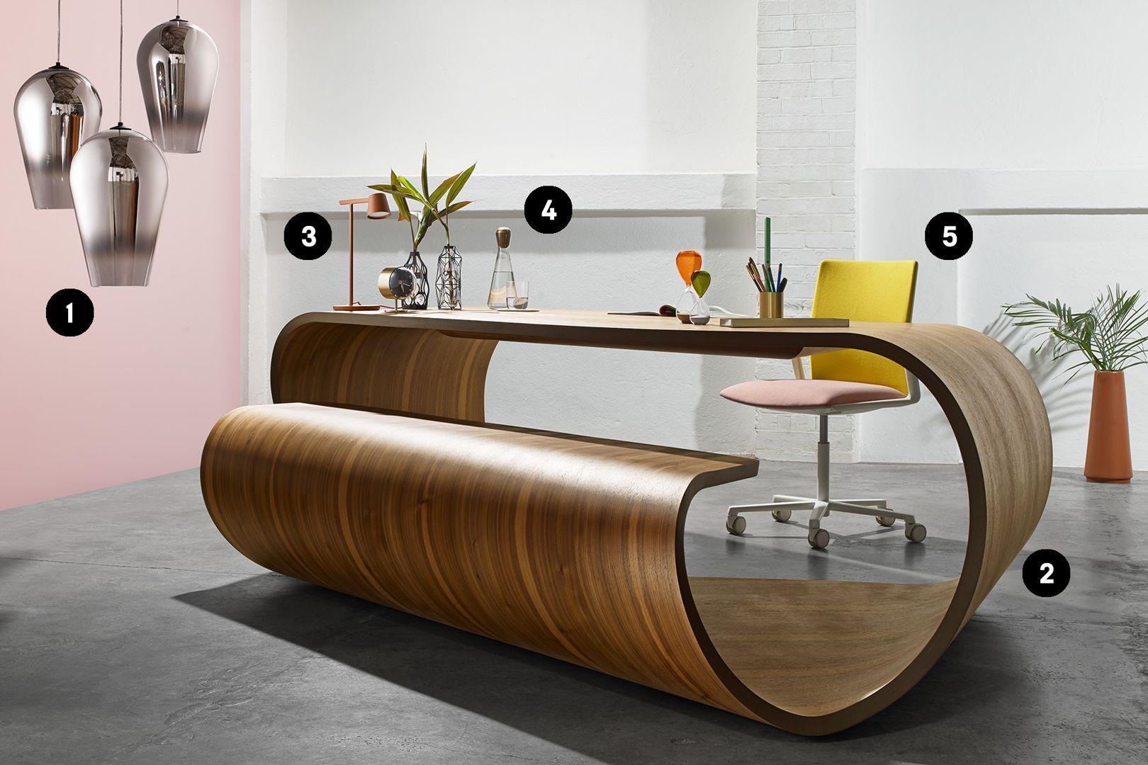 the desk <3 -- Mizu, by Eberhard Mitterrutzner (& Fratelli Reifer Custom)