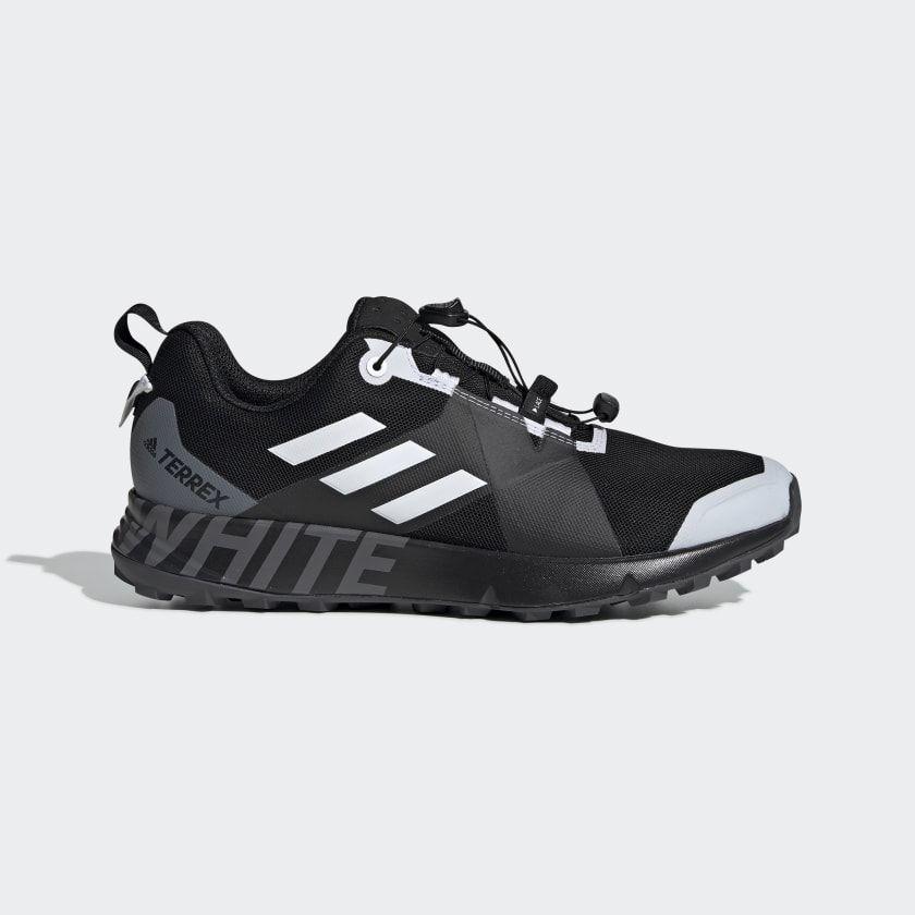 Terrex_WM Two GTX Shoes Black Mens | Black shoes, Shoes, Adidas