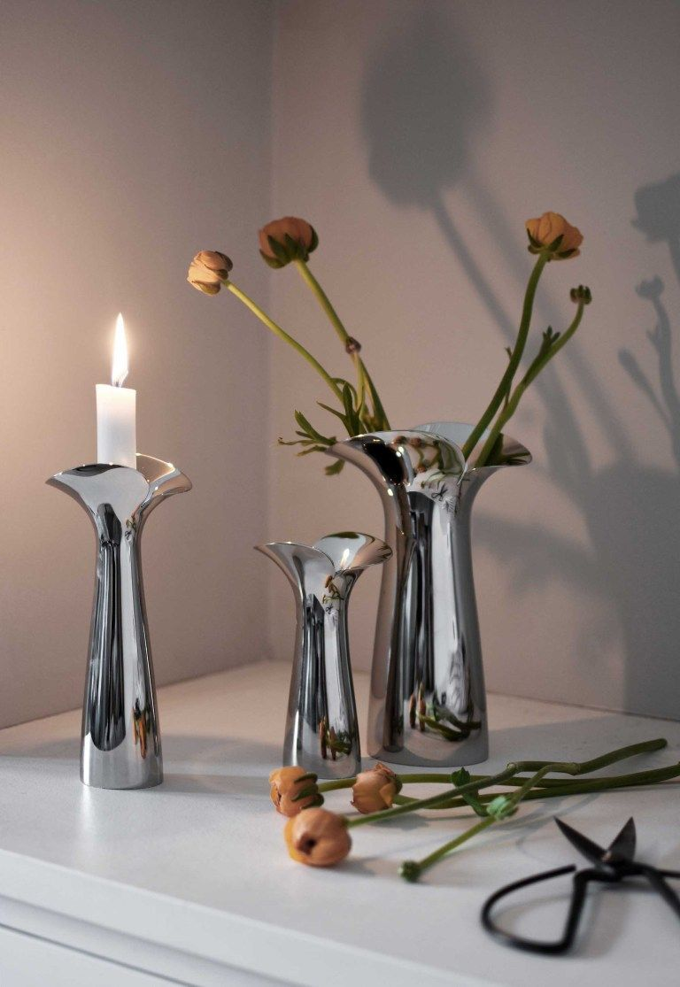 Photo of Early spring styling with Georg Jensen's 'Bloom Botanica' collection | These Four Walls