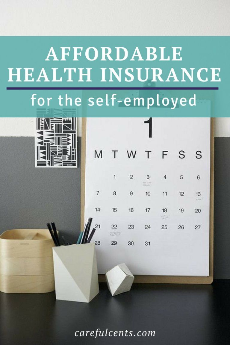 10 Affordable SelfEmployed Health Insurance Options (2019