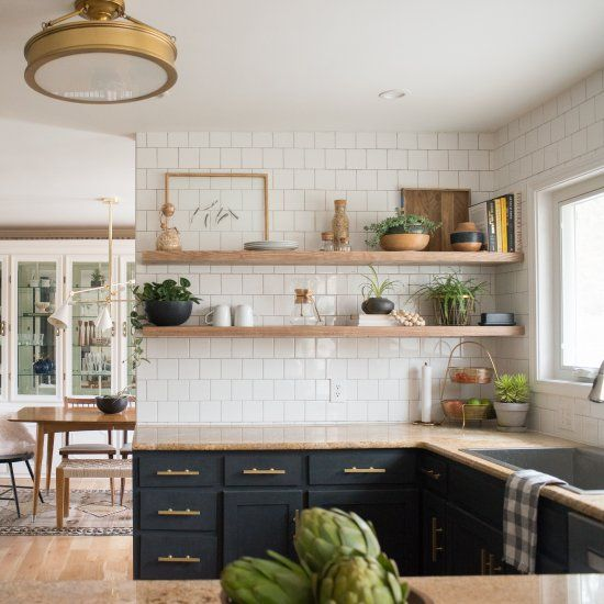 Check Out This DIY Kitchen Renovation Which Includes All